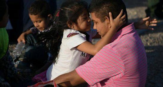 مهاجرین امریکا 5 550x295 - راهکار حکومت امریکا برای مساعدت به اطفال مهاجر