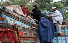 مهاجر 226x145 - بازگشت 45 هزار باشنده افغان از ایران به افغانستان