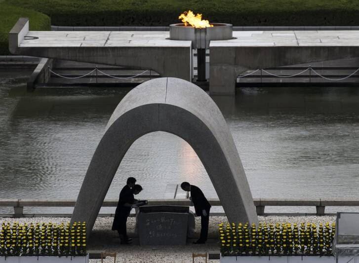 هیروشیما 1 - تصاویر/ سالیاد بمباردمان اتومی هیروشیما