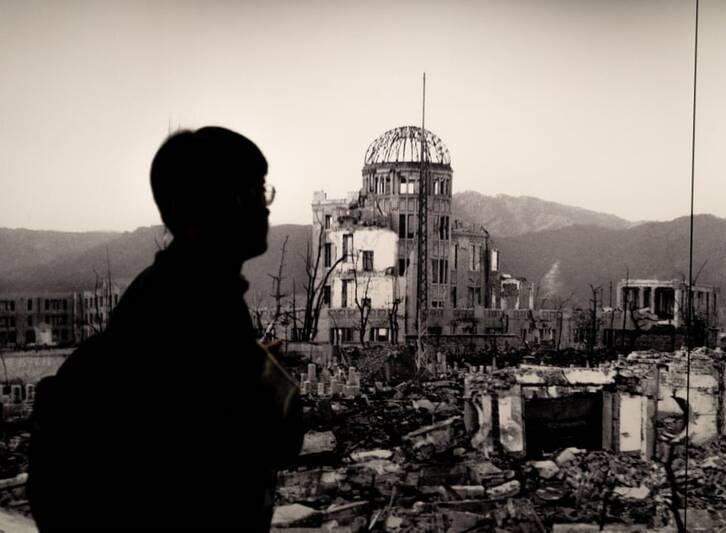 هیروشیما 5 - تصاویر/ سالیاد بمباردمان اتومی هیروشیما