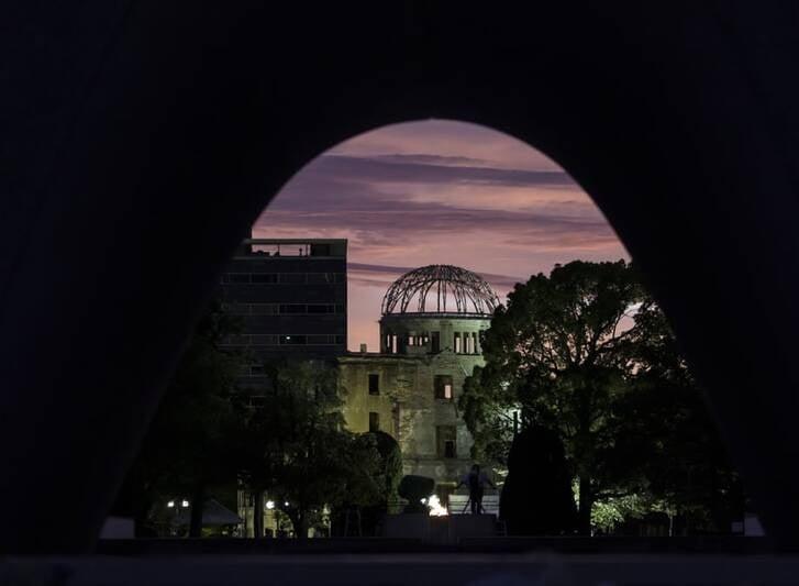 هیروشیما 6 - تصاویر/ سالیاد بمباردمان اتومی هیروشیما