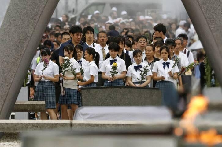 هیروشیما 8 - تصاویر/ سالیاد بمباردمان اتومی هیروشیما