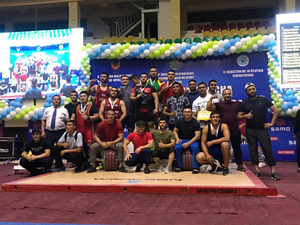 وزنهبرداری 2 - درخشش افغانستان در رقابتهای بینالمللی وزنهبرداری