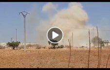 ویدیو اردوی ملی سوریه ترکیه 226x145 - ویدیو/ حمله هوایی اردوی ملی سوریه بالای کاروان نظامی ترکیه