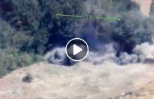 ویدیو انهدام موتر مواد انفجارى غزنی 226x145 - ویدیو/ لحظه انهدام یک موتر پر از مواد انفجارى در غزنی