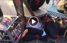 ویدیو دستگیر مهاجم چاقو سیدنی 226x145 - ویدیو/ روشی جالب برای دستگیری مهاجم چاقو به دست در سیدنی