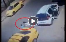 ویدیو طفل چشم مادر 226x145 - ویدیو/ طفلی که در مقابل چشمان مادرش جان داد