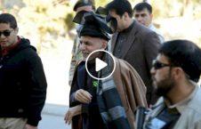 ویدیو/ لت و کوب مردم توسط محافظین اشرف غنی