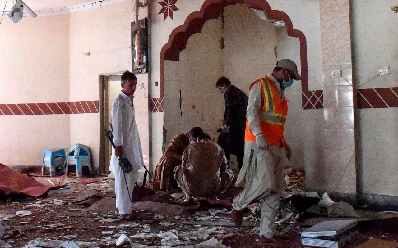 پاکستان انفجار مسجد - اعلامیه شورای امنیت ملی در پیوند به انفجار در یک مسجد در پاکستان