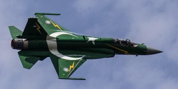 پاکستان طیاره - عزم قوماندانان قوای هوایی پاکستان برای حمله بر اهداف امریکا در منطقه