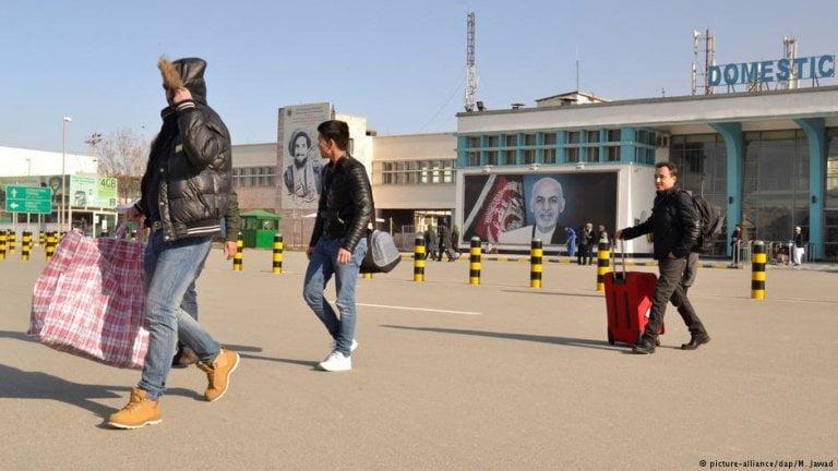 پناهجو - گزارش سازمان بینالمللی مهاجرت از اخراج اجباری پناهجویان افغان از ترکیه