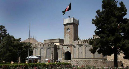 ارگ 550x295 - بررسی راههای توسعه افغانستان در گفتگوی رییس جمهور با افغان های مقیم خارج