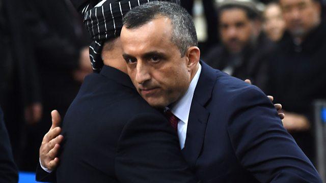 امرالله صالح - پیام تبریکی امرالله صالح به مردم افغانستان