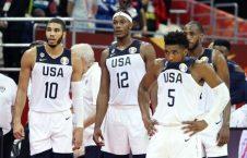 امریکا باسکتبال 226x145 - باسکتبال امریکا در جایگاه هفتم جهان قرار گرفت