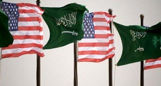 امریکا عربستان 550x295 - خروج دهها دپلومات امریکایی از عربستان سعودی