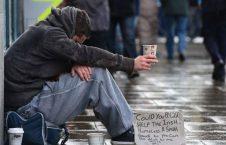 بی خانمان 226x145 - افزایش شمار بی خانمان ها در بریتانیا