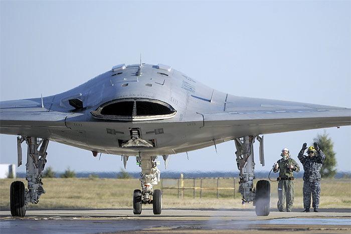 بی ۲ اسپریت - پیام ایالات متحده برای دشمنان اش