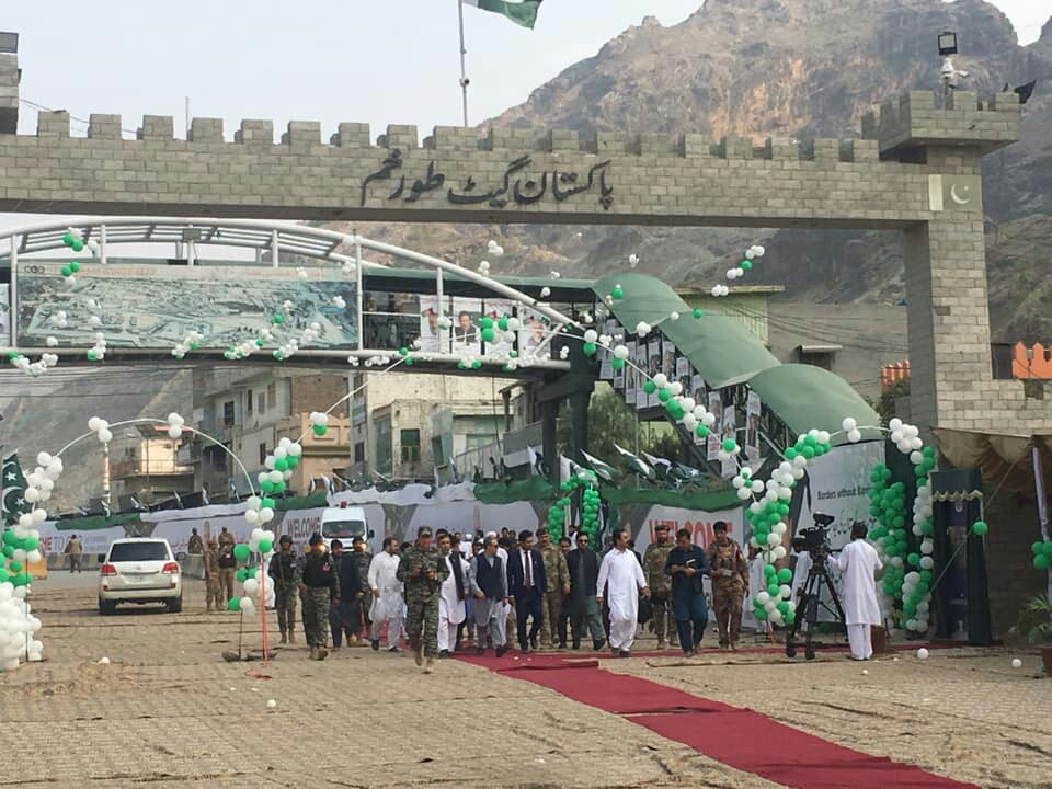 تورخم  - افتتاح ترمينال 24 ساعته گذرگاه سرحدی تورخم