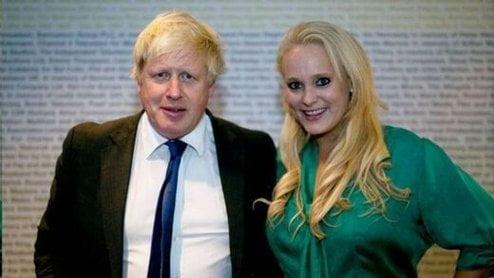 جانسون آرکیوری - رسوایی رابطه صدراعظم بریتانیا با یک زن تاجر +عکس