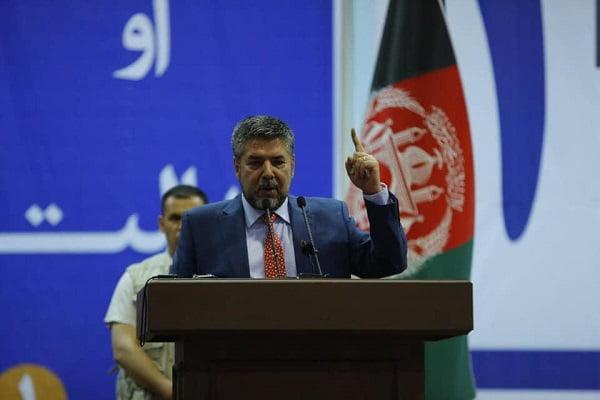 رحمتالله نبیل - رحمتالله نبیل: انتخابات ریاست جمهوری به دور دوم خواهد رفت
