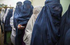 زن افغان 226x145 - نگرانی زنان و دختران کشور از حضور دوباره طالبان در حکومت