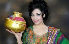 سيتا قاسمى. 226x145 - کمک صد هزار دالری خواننده زن مشهور به دختران افغان