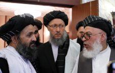 طالبان 226x145 - نشست دو ساعته گروه نخست تماس صلح حکومت افغانستان با طالبان