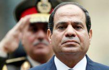 عبدالفتاح السیسی 226x145 - تجمع اعتراض آمیز در برابر هوتل محل اقامت رییس جمهور مصر در نیویارک
