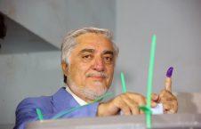 عبدالله عبدالله 1 226x145 - عبدالله عبدالله خود را پیروز انتخابات ریاست جمهوری خواند