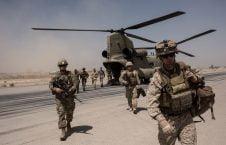 عسکر امریکا 226x145 - حفظ و حضور عساکر خارجی در افغانستان، بهانه ای برای کاهش هراس افکنی