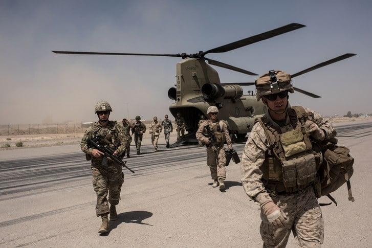 عسکر امریکا - پنتاگون هزاران نیروی امریکایی دیگر را به عربستان می فرستد