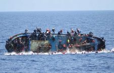 غرق 226x145 - وخامت اوضاع عملیات نجات پناهجویان در بحر مدیترانه