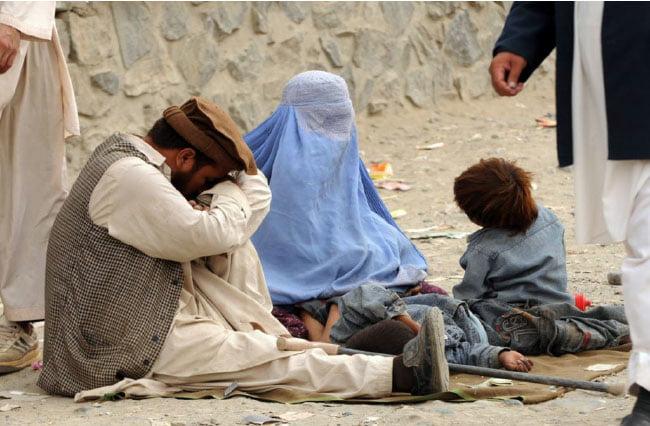 فقر - واقعیت های فقر در افغانستان