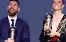 مسی 226x145 - انتخاب لیونل مسی به حیث بازیکن برتر سال ۲۰۱۹