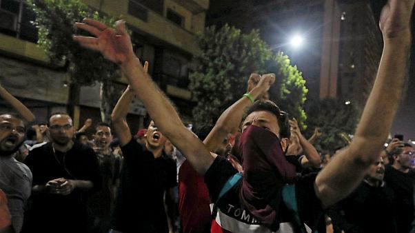 مصر تظاهرات - بازداشت بیش از 650 معترض در مصر
