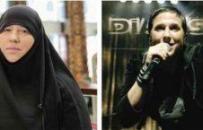 ملانی جورجیادیز 226x145 - دگرگون شدن زنده گی خواننده زن عیسوی مشهور پس از مسلمان شدن