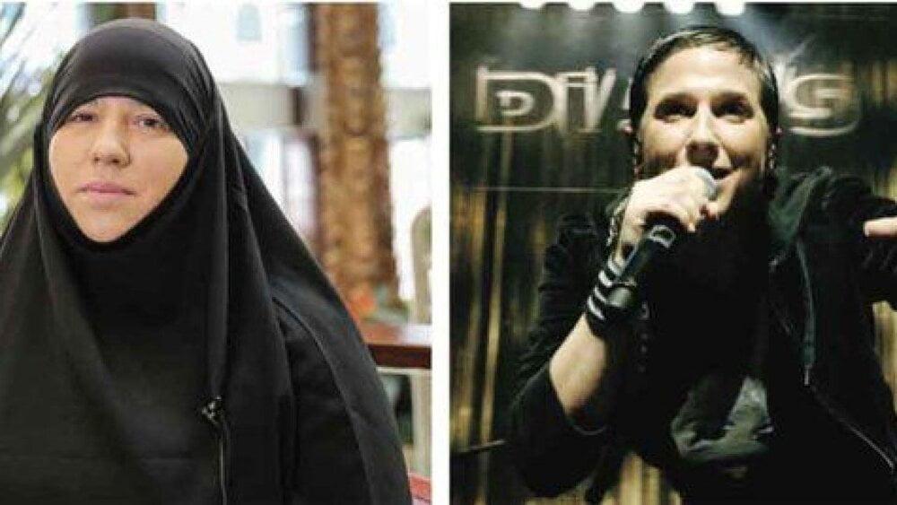 ملانی جورجیادیز - دگرگون شدن زنده گی خواننده زن عیسوی مشهور پس از مسلمان شدن