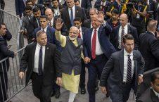 مودی ترمپ 4 226x145 - تاثير سفر ترمپ به هند در شيوع ويروس كرونا