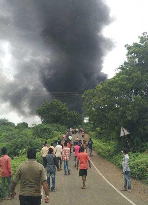 هند انفجار 2 - تصاویر/ انفجار خونین در هند