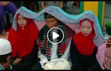 ویدیو ازدواج همزمان داماد عروس 226x145 - ویدیو/ مراسم ازدواج همزمان یک داماد و دو عروس