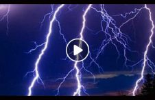 ویدیو انفجار مهیب برخورد صاعقه 226x145 - ویدیو/ وقوع انفجار مهیب در اثر برخورد یک صاعقه