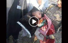 ویدیو طفل زنده انفجار زابل 226x145 - ویدیو/ طفل زنده مانده از انفجار امروز در زابل
