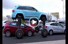 ویدیو موتر نجات ترافیک 226x145 - ویدیو/ ساخت موتر شگفت انگیز برای نجات از ترافیک