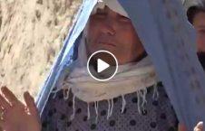 ویدیو ناله زن مصیبت عروسی هلمند 226x145 - ویدیو/ ناله های دردناک یک زن مصیبت دیده از حمله به مراسم عروسی در هلمند