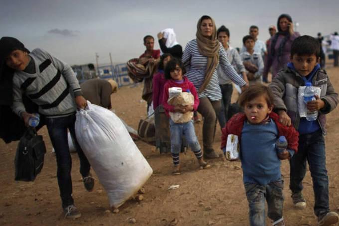 پناهنده - اطفال پناهنده بدون همراه، چالشی بزرگ برای حکومت هسپانیا