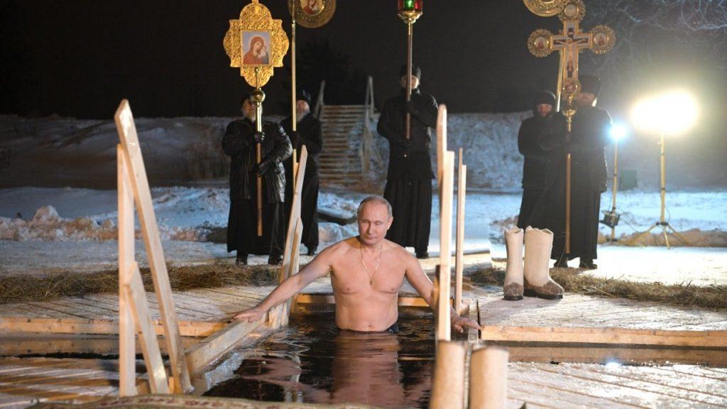 پوتین 1 1024x576 - راز جوان ماندن ولادیمیر پوتین فاش شد!
