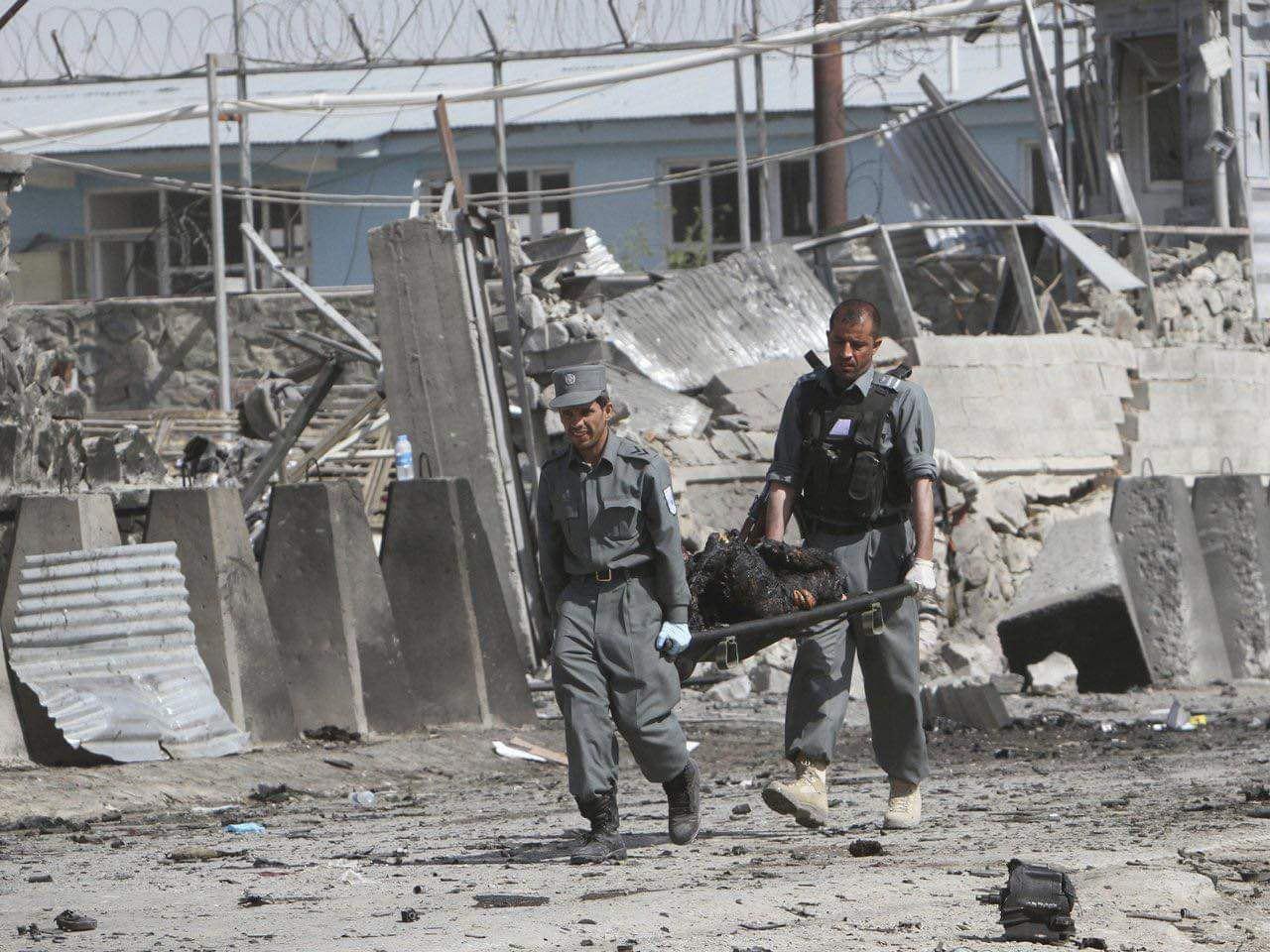 گرین ولیج 4 - کشتار مردم توسط طالبان جهت فشار به حکومت در پروسه صلح