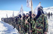 1طالبان 226x145 - تجهیزات جنگی و آموزش نظامی طالبان مغایر با صلح