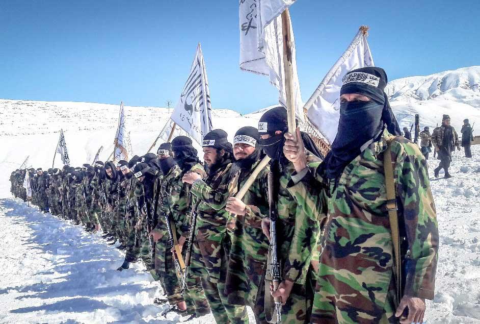 1طالبان - تجهیزات جنگی و آموزش نظامی طالبان مغایر با صلح