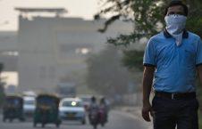 آلوده گی هوا هند 3 226x145 - تصاویر/ افزایش آلوده گی هوا در هند